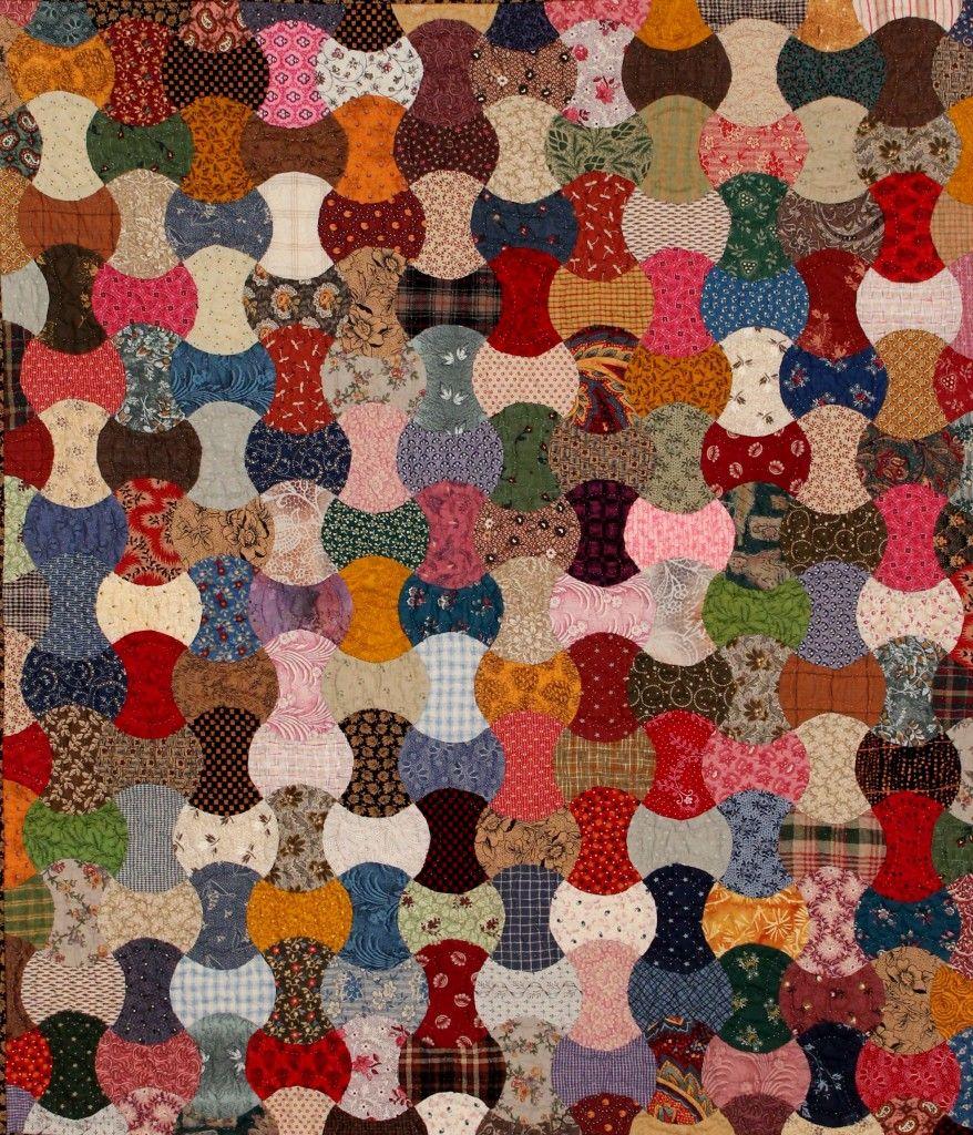 Apple Core Basic Quilt Quilts Antique Quilts