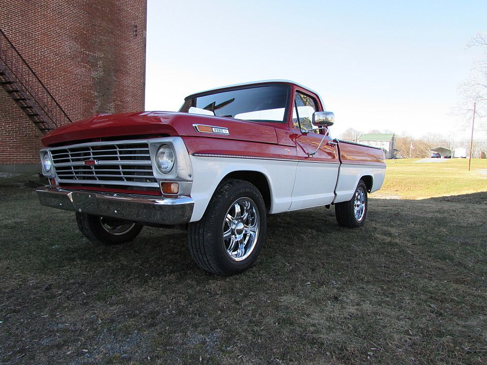 1969 Ford F100 for sale near Waynesboro, Pennsylvania 17268 ...