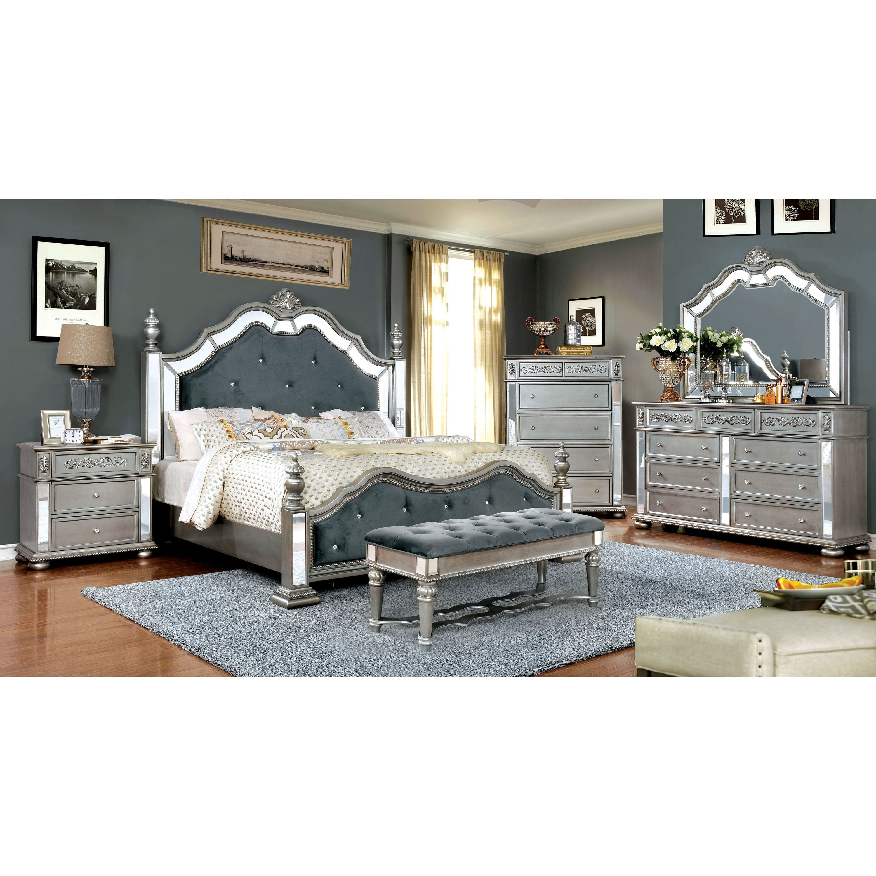 Trending Bedroom Designs  June, 2018