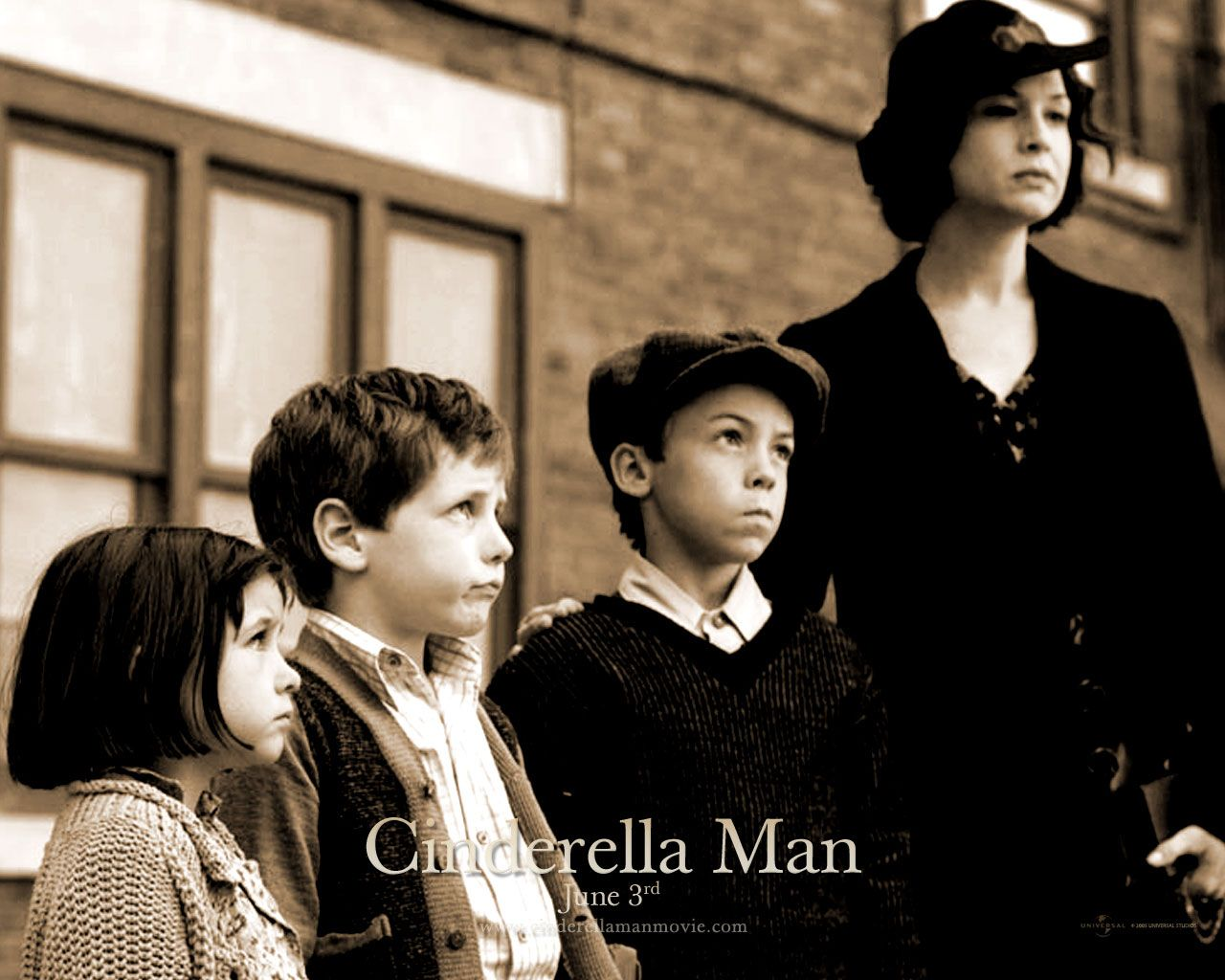 Cinderella Man Quotes Mesmerizing Cinderella Man  Ariel Waller Patrick Louis Connor Price And