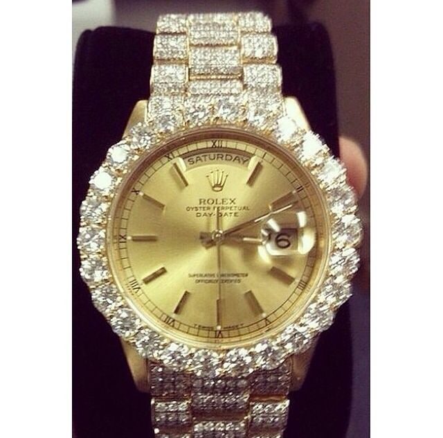 Broke Girl, Expensive Taste | Accessories | Rolex, Rolex ...