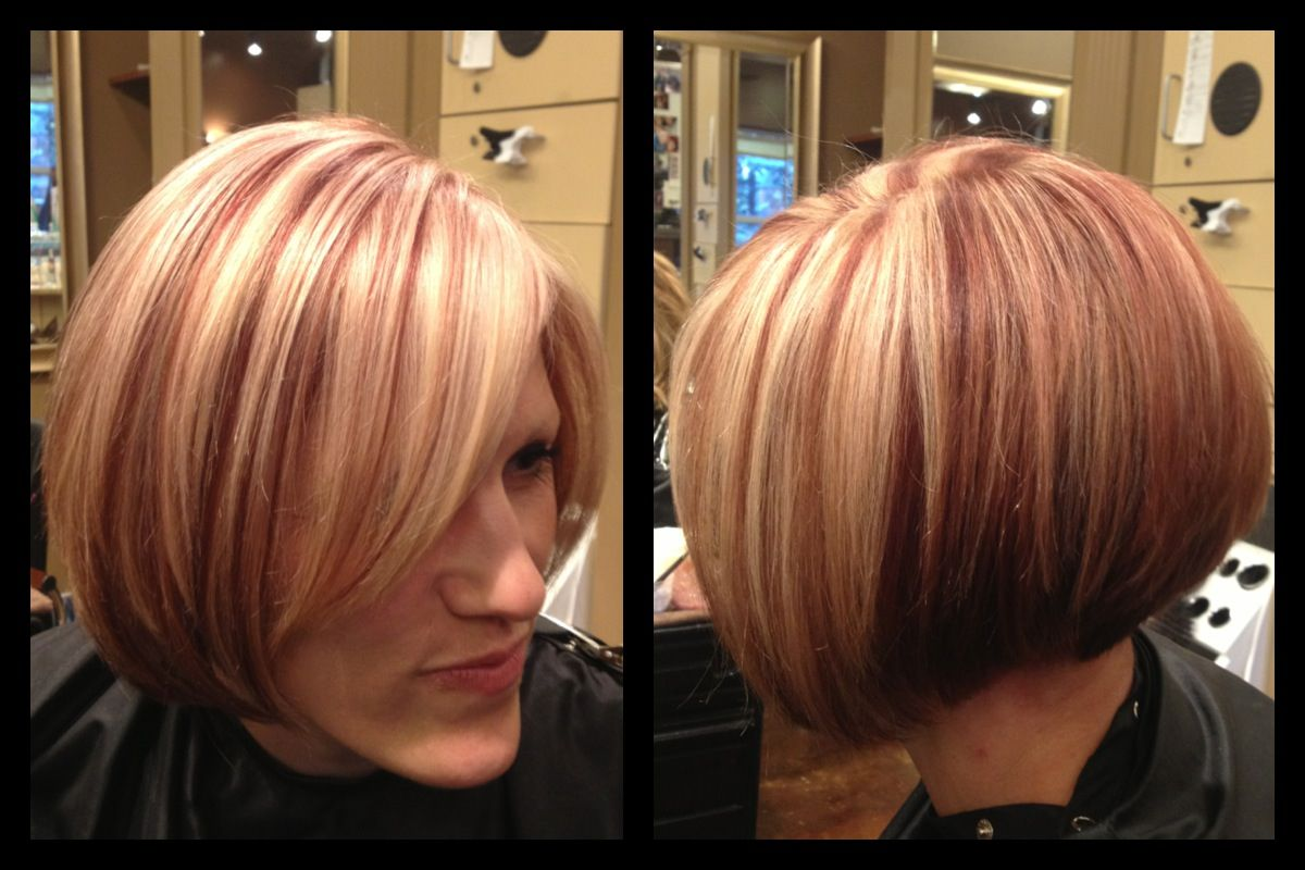 Highlight Lowlight Amp Haircut