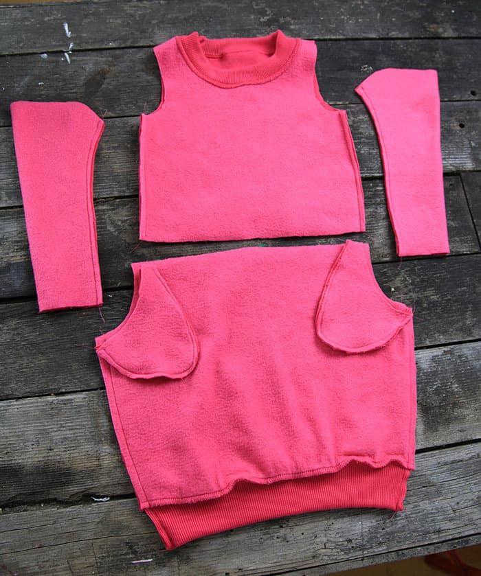 Kids Sweater Dress 12