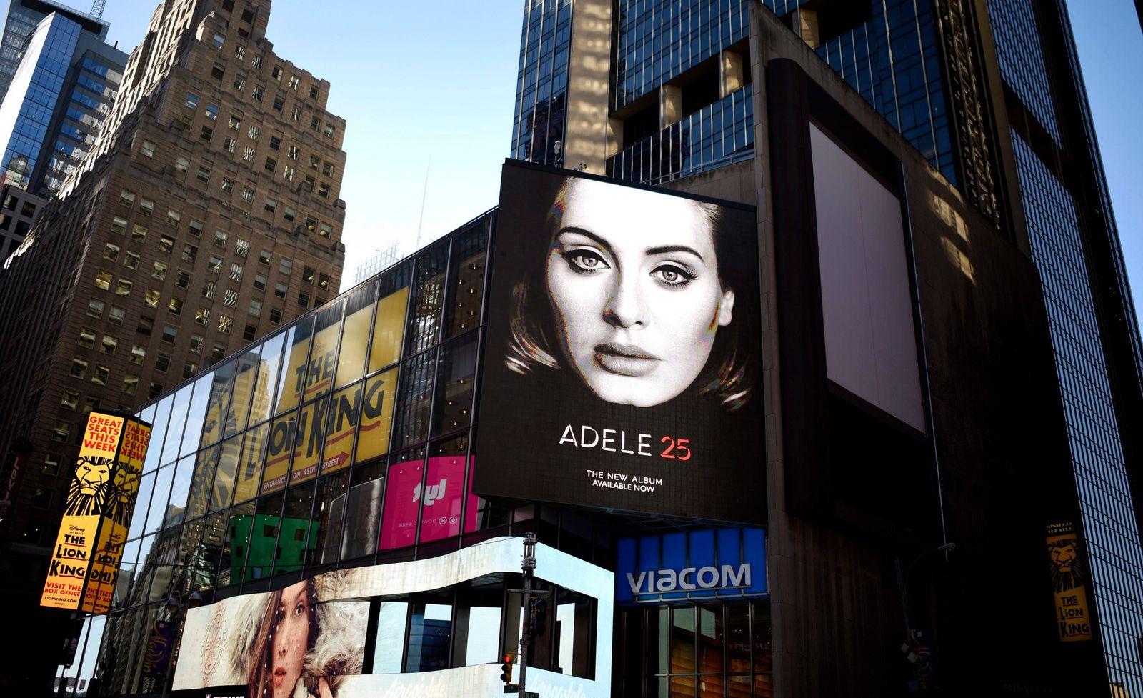 Adele 25 Adele 25 Adele Album Sales