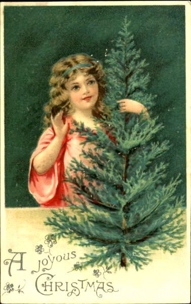 Christmas Greeting : ca.1900...