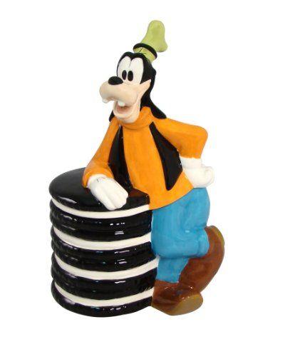 Disney Cookie Jars Amazon Com >> Disney Goofy Cookie Jar Disney Mickey Friends Cookie Jars In