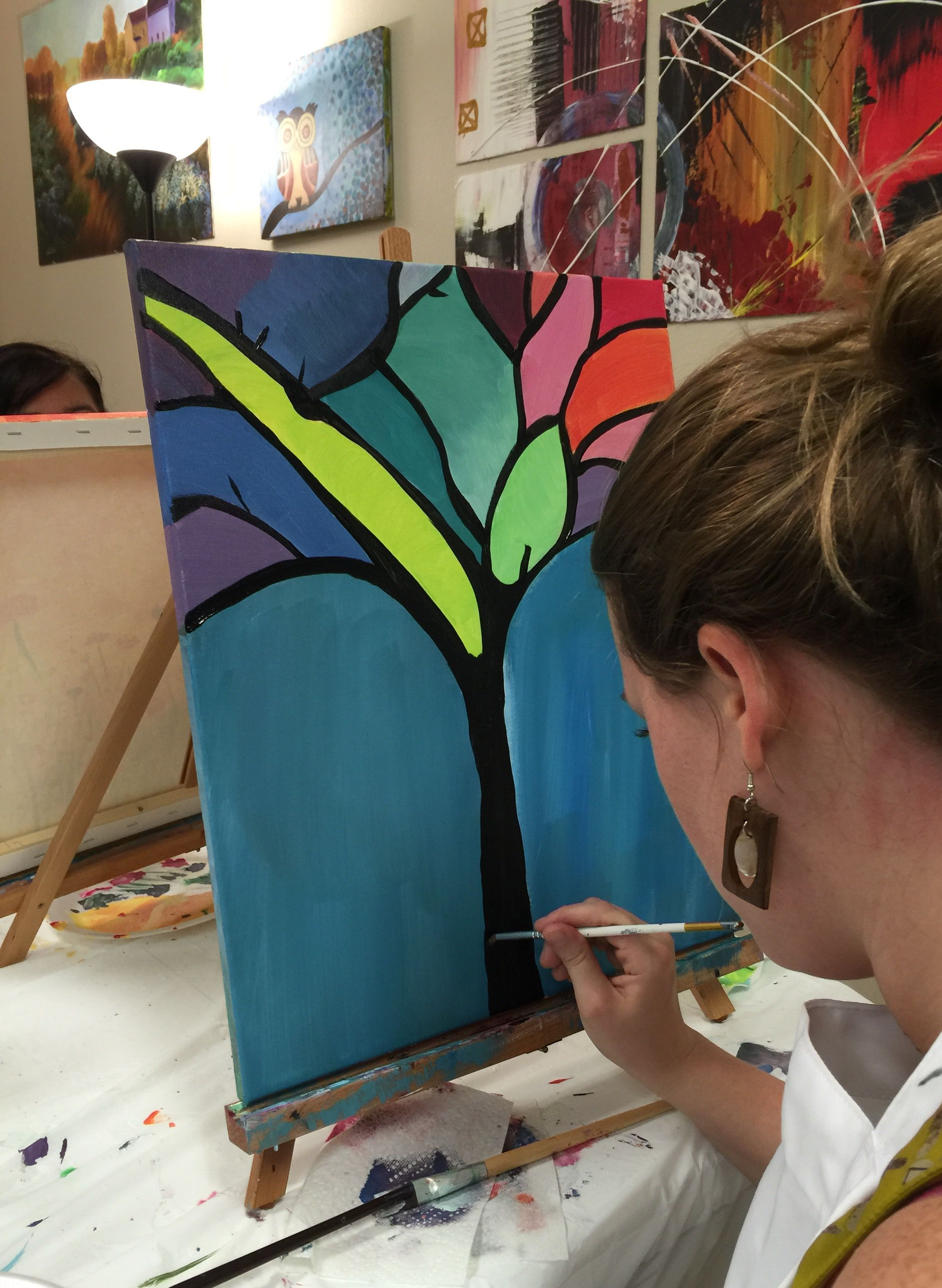 Acrylic Painting Ideas For Beginners Ardor Studio Is Not