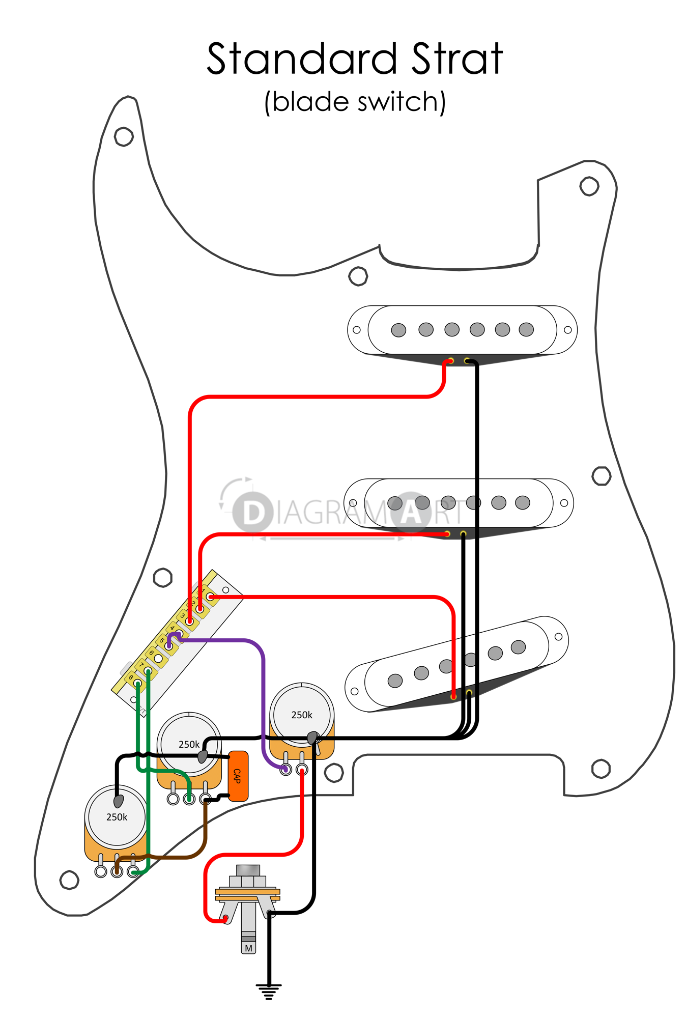 Yamaha Pacifica Wiring Diagram from i.pinimg.com