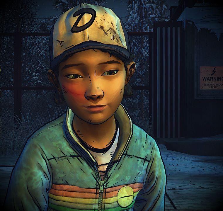 Clementine S2 The Walking Dead Telltale Clementine