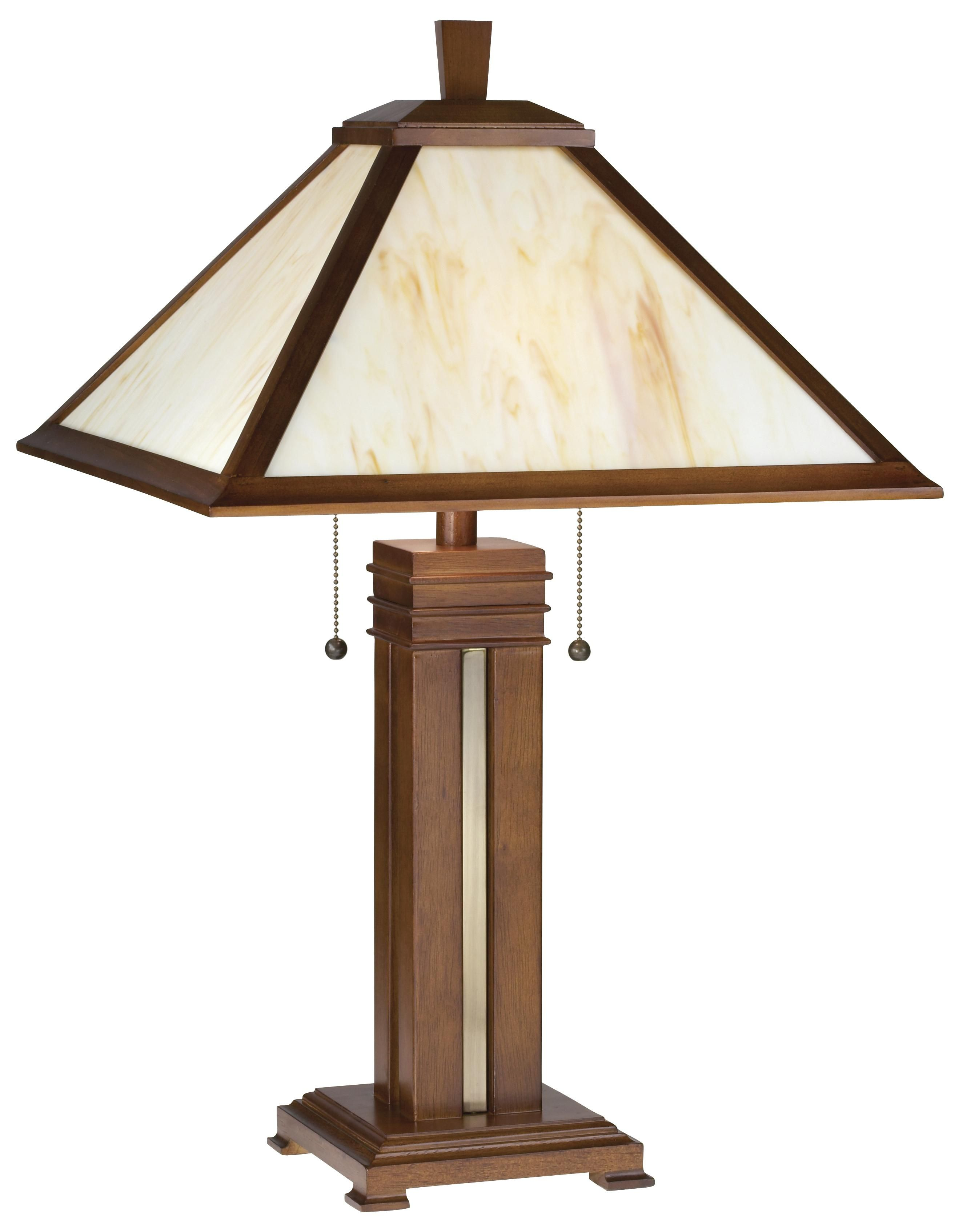 Prairie Style With Honey Glass Table Lamp 42014 Lamps Plus Craftsman Style Table Prairie Style Lamp Glass Table Lamp