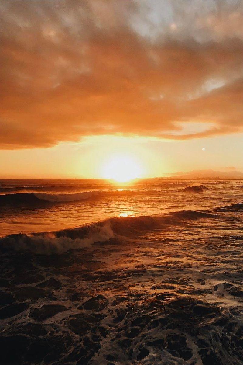 The Blog Alecsgrg Golden By Ryan Longnecker Sunset Amazing Sunsets Nature