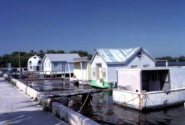 Houseboats At Houseboat Row Off Roosevelt Boulevard Were A Thorn In Someone S Side So They All Moved This Was Such Shame Way Of Life Gone And