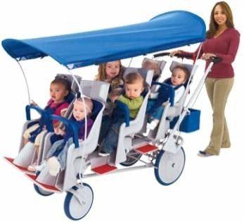20171a6f1 carreola de 6 pasajeros para bebes y niños, envio gratis! | bebe ...