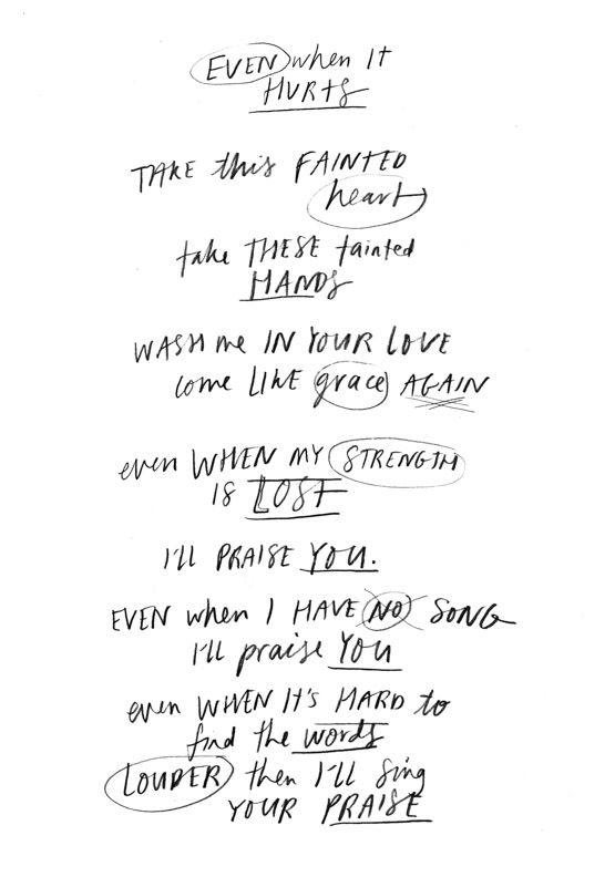 Ca  30 Resultater: I Wanna Be With You Lyrics Hillsong