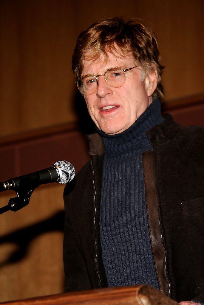 "Robert Redford - ""Friends With Money"" Sundance Opening Night Premiere (Jan 19, 2006)"