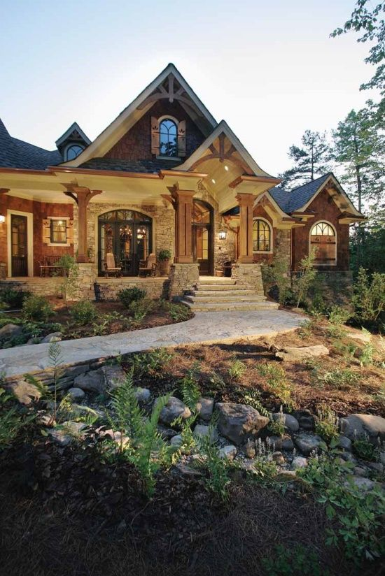 This Is My Dream Home Craftsman Style House Plans Craftsman House My Dream Home