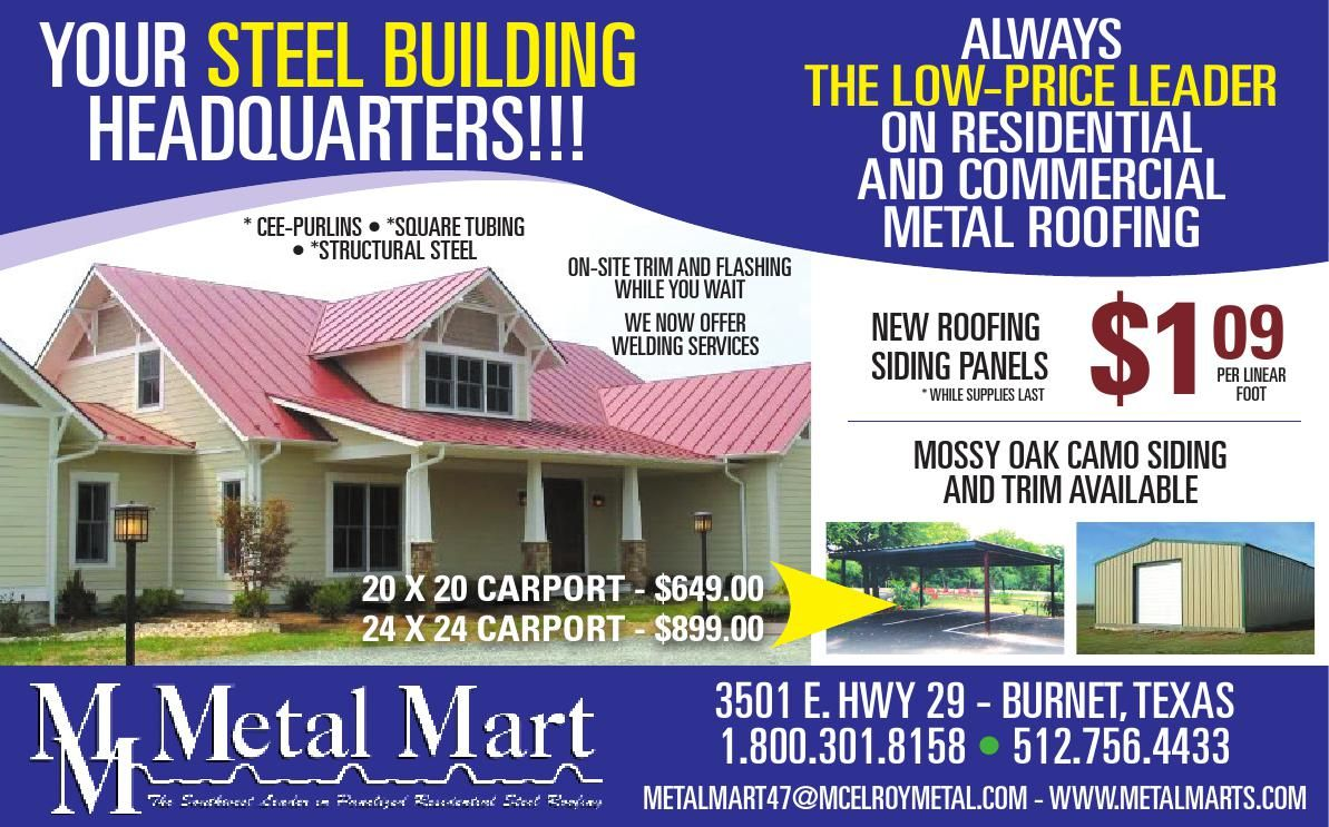YOUR STEEL BUILDING HEADQUARTERS!!! ALWAYS THE LOWPRICE