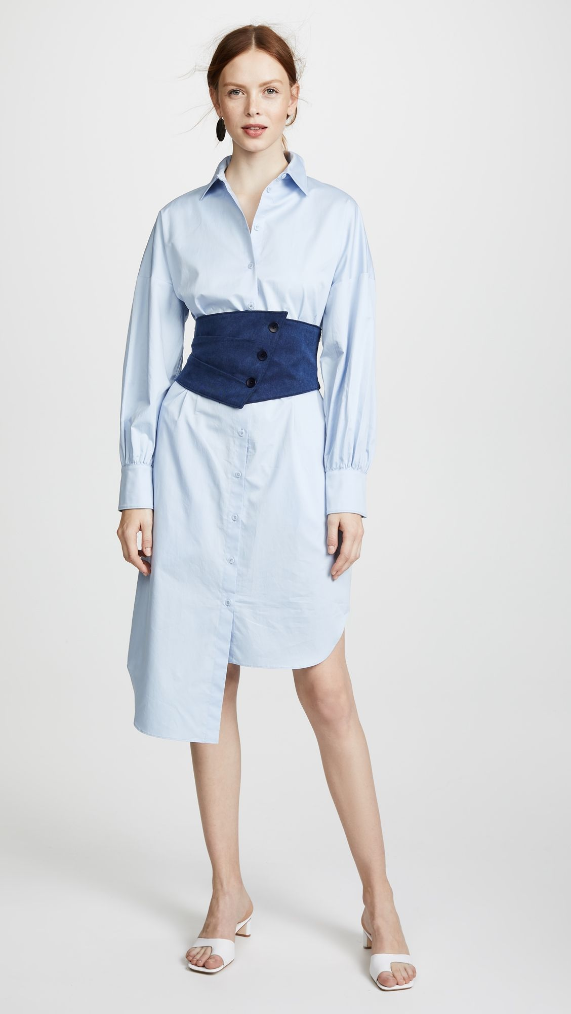 8e7b3de07506 Corset Shirtdress | Products
