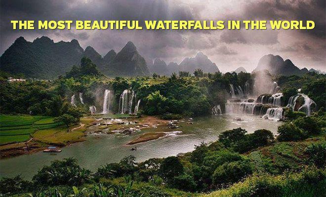 The Most Beautiful Waterfalls in the World - TravelersPress