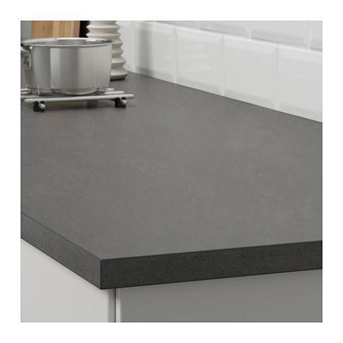 Ikea Kitchen Countertop: Laminate Countertops, Countertops, Ikea Cabinets