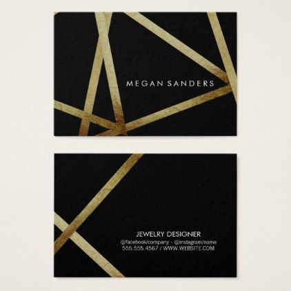 Sleek and lux business card business cards card wedding and wedding sleek and lux business card colourmoves
