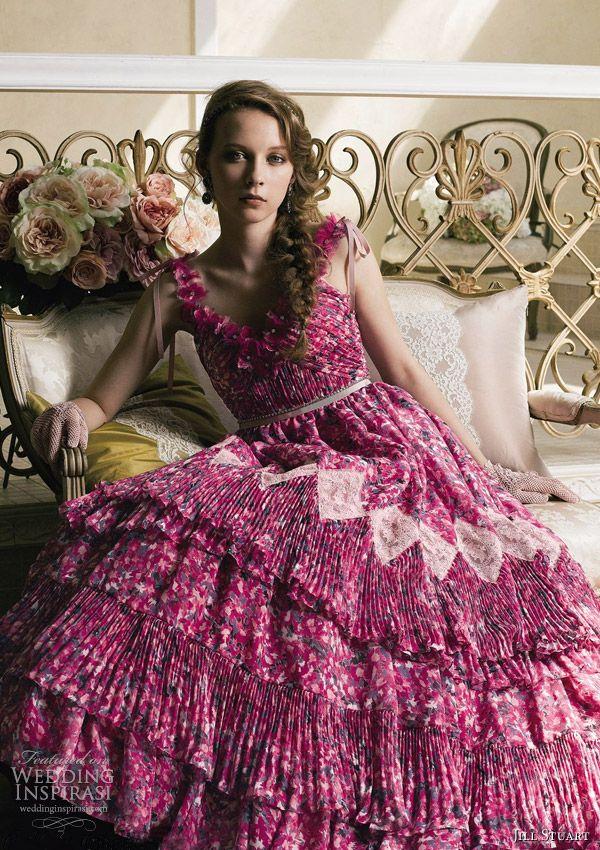 Jill Stuart Wedding Dresses 2012 — The Seventh Collection   Vestidos ...