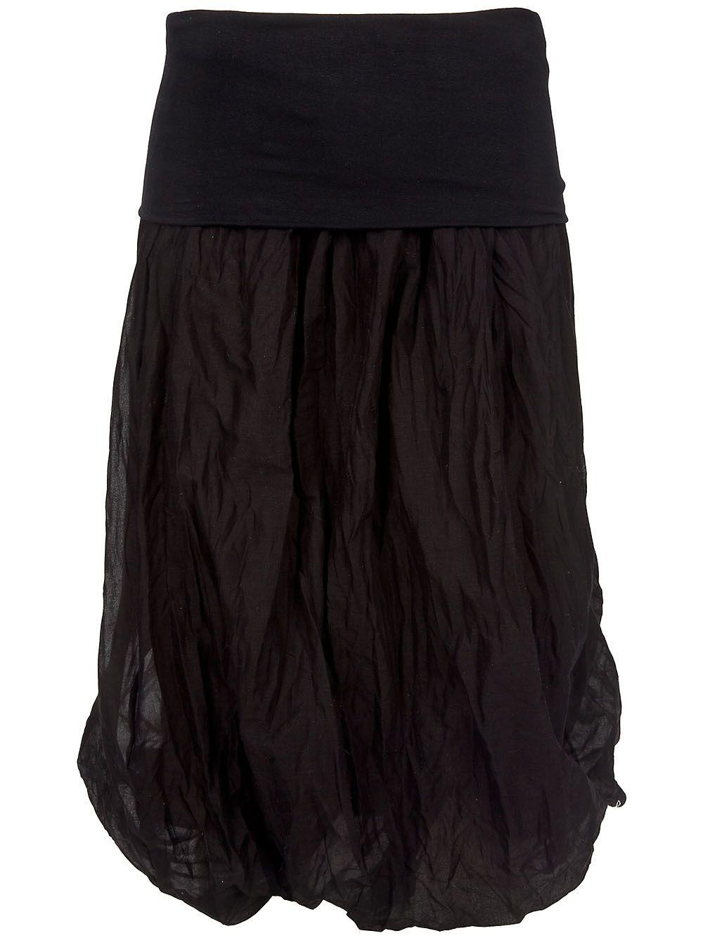 Niu - 'Double' dress skirt