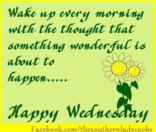 Wed Morning Quotes: 20 Best Good Morning Happy Wednesday Quotes