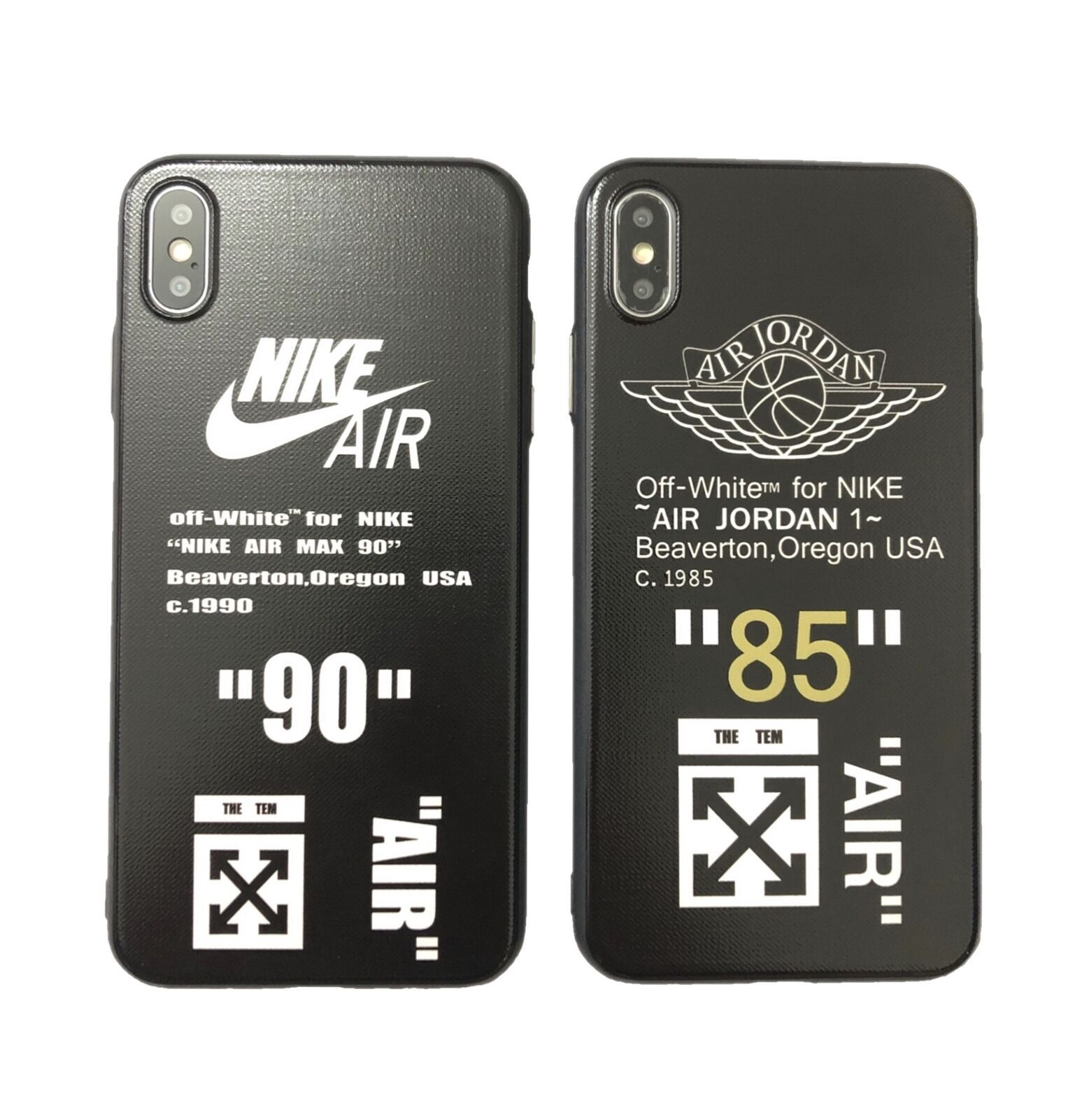 Off White For Air Jordan Nike Case Cover For Iphone 11 Pro Max Xr Xs X 7 8 6p Nike Iphone Cases Iphone 11 Case