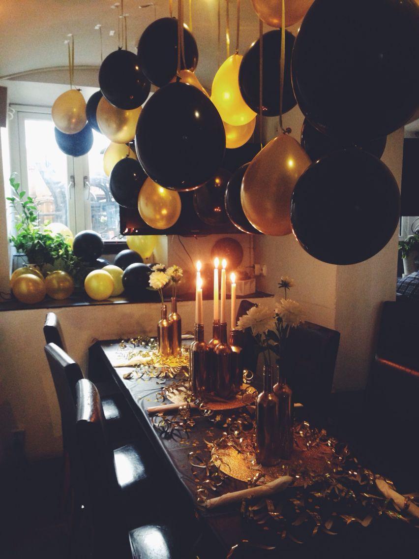 Surprise Birthday Dinner Lovisa Skoglundh With Images