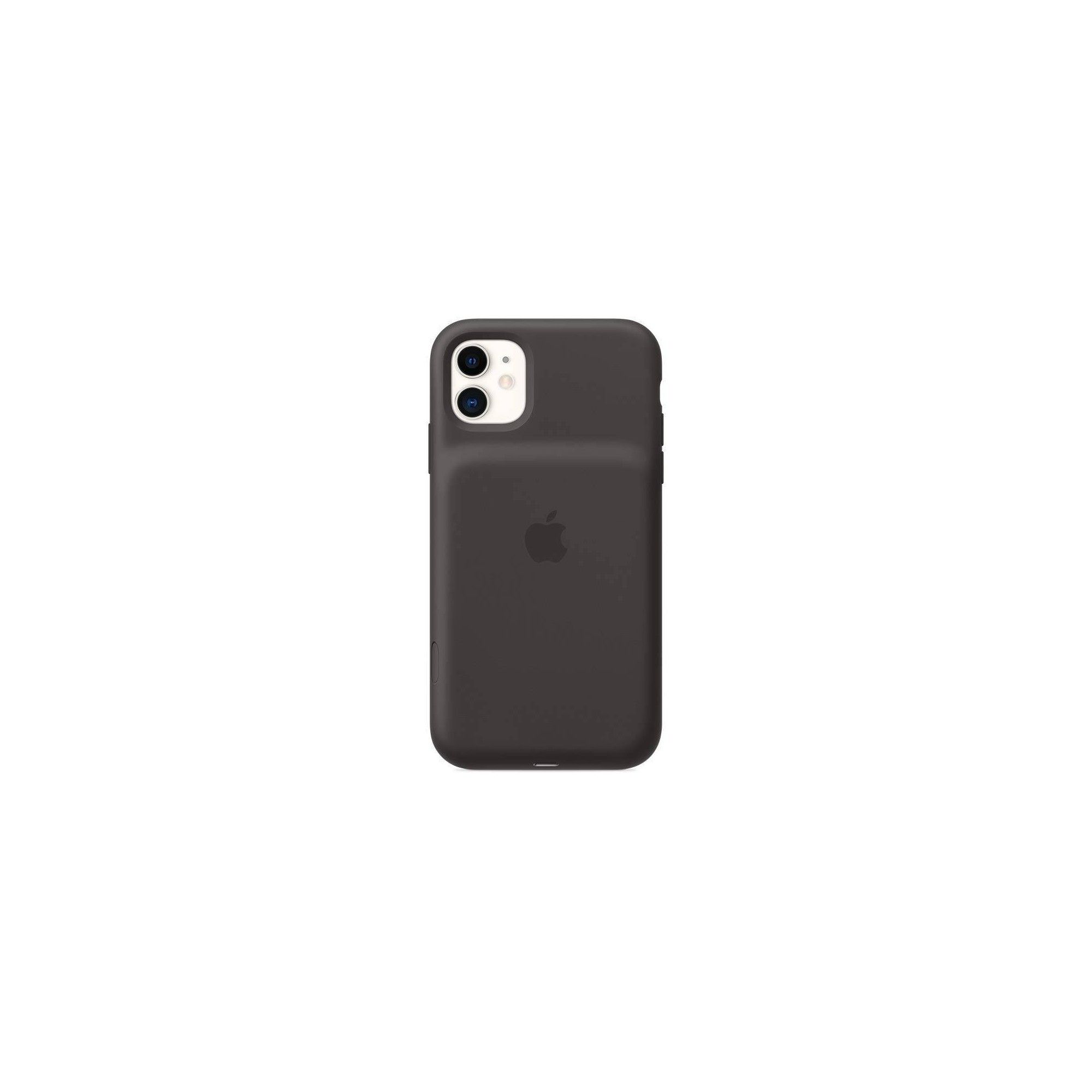 Apple Iphone 11 Smart Battery Case With Wireless Charging Black Iphone Battery Cases Apple Iphone