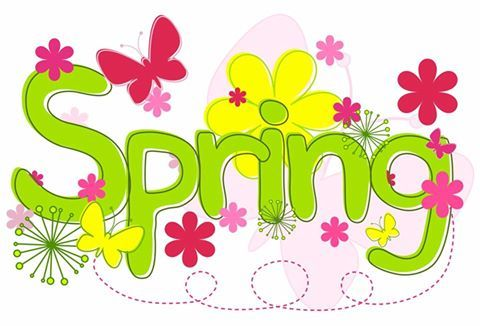 Pin By Joanne Pauley On Seasons Spring Clipart Hello Spring Wallpaper Spring Cards