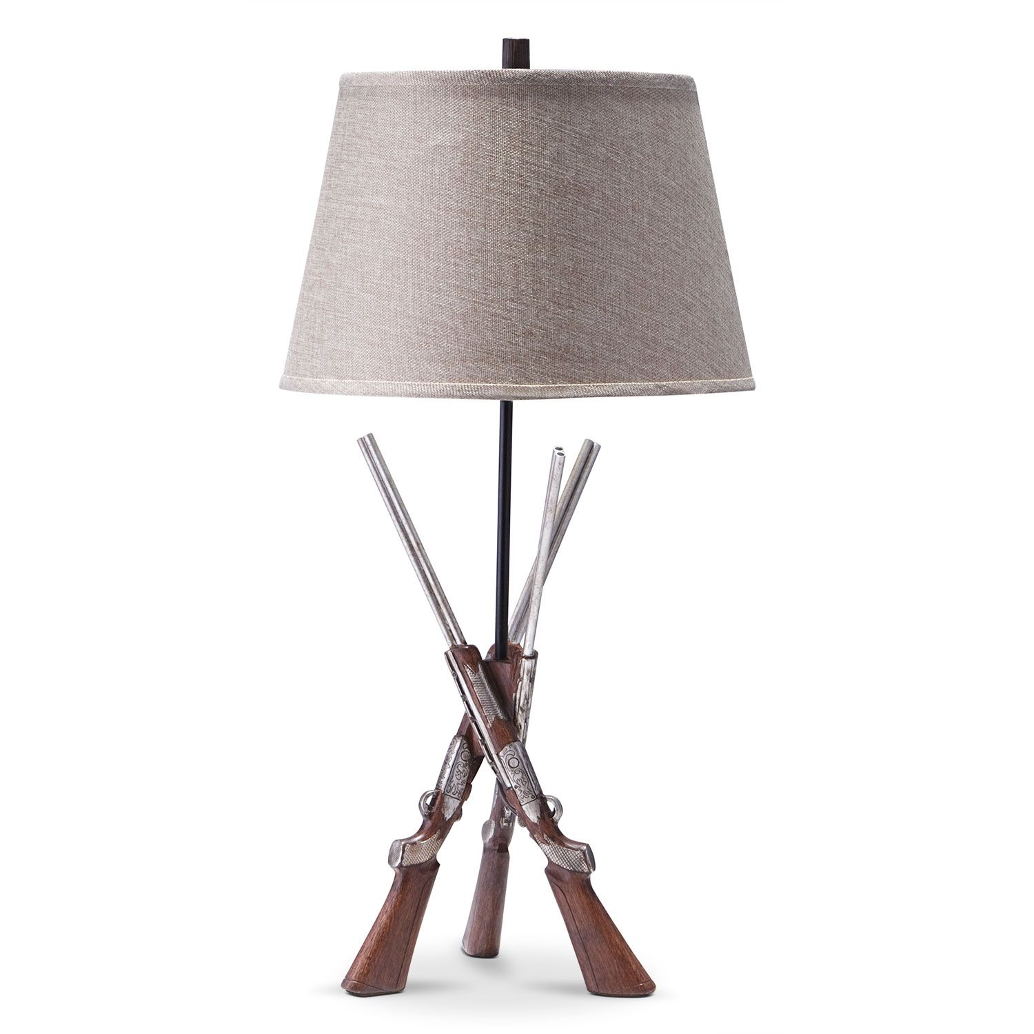 Value City Furniture Lamp Hunting Home Decor Table Lamp