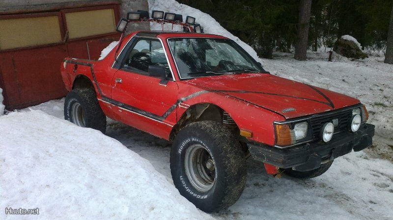Subaru Targa 1800