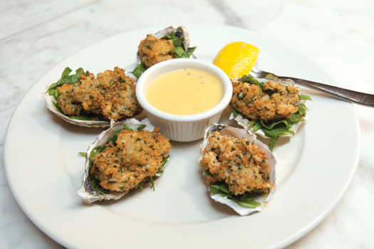 Pan Fried Oysters With Champagne Butter Fried Oysters Oysters Recipes