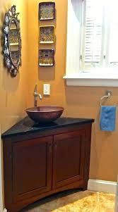 What Is The Best Standard Height Of A Bathroom Vanity Corner