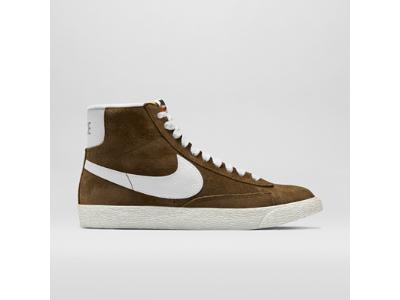 hot sale online 6fa1b c88dd Nike Blazer Mid Suede Vintage Women's Shoe | Footwear | Sneakers ...