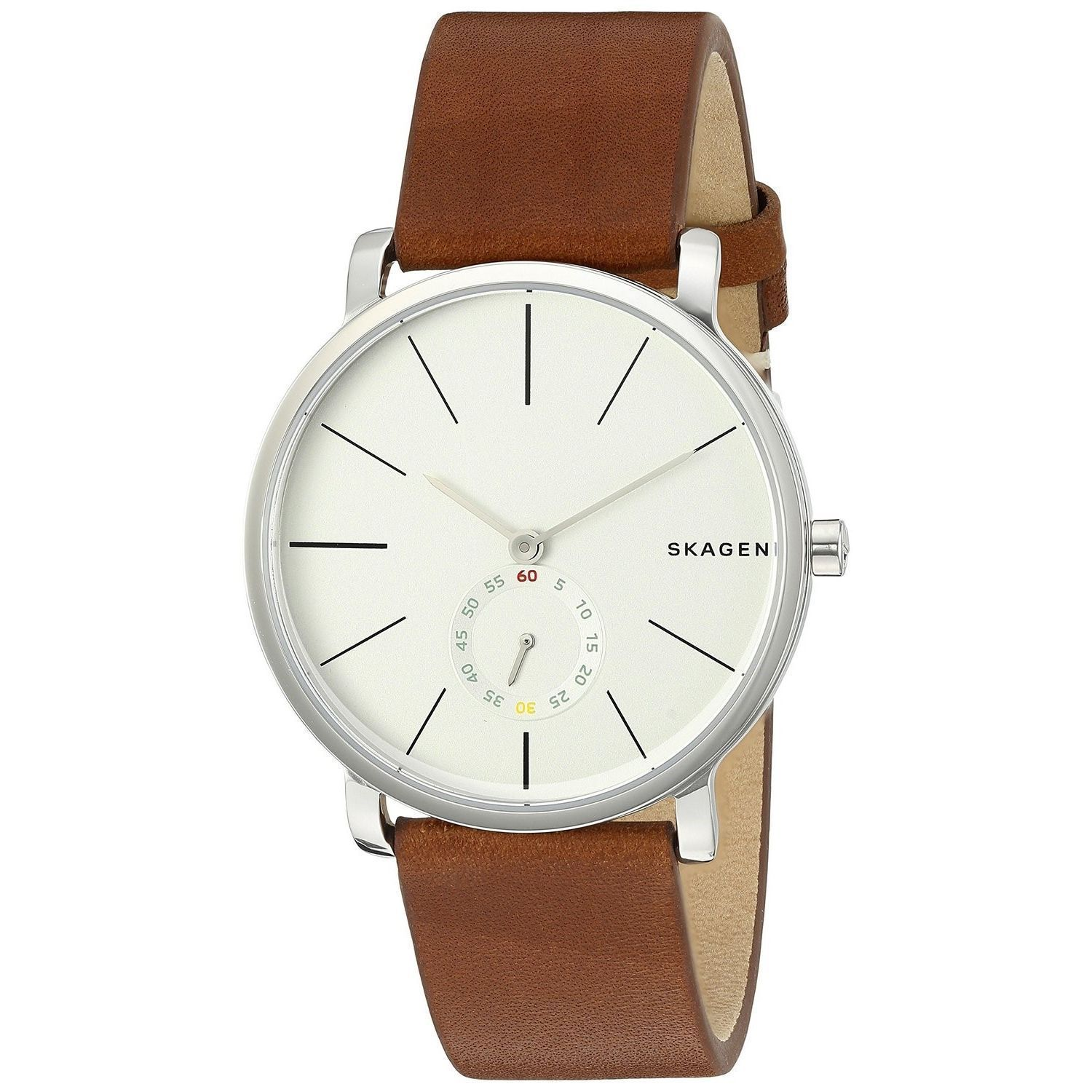 metallic lyst smartwatch skagen accessories hagen hybrid watches in connected silver gallery