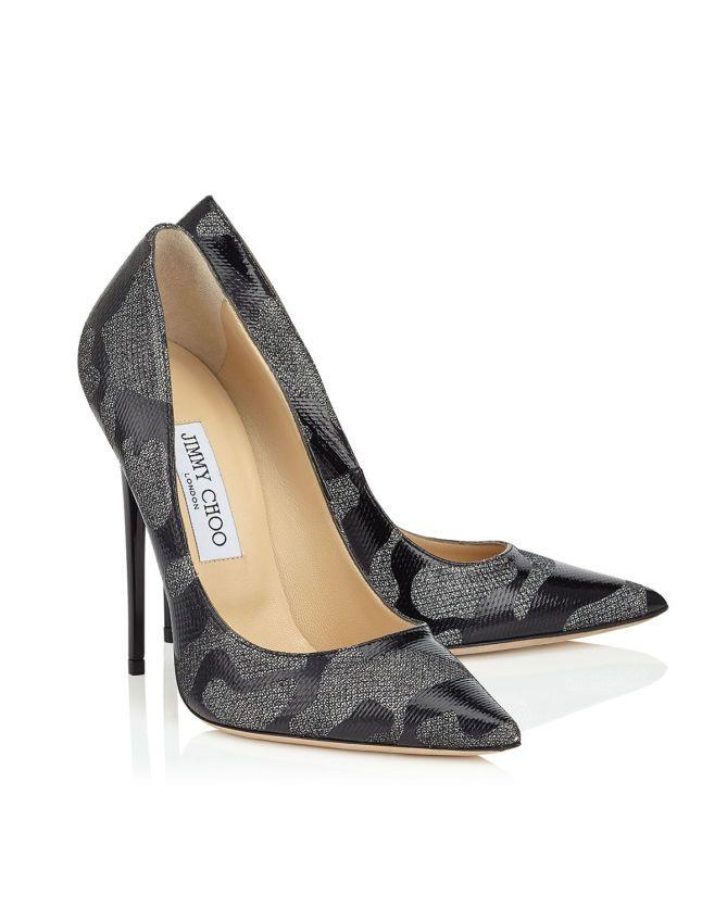 Jimmy Choo Anouk Jimmy Choo Shoes Black Patent Shoes Shoes