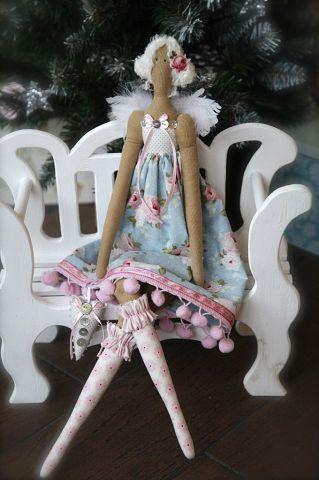 Кукла Тильда Артамоновой Ирины - 23 Августа 2013 - Кукла Тильда. Всё о Тильде, выкройки, мастер-классы.