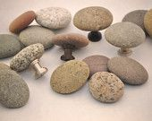 Stone cabinet/drawer knobs!