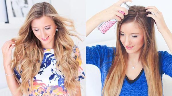 9 ways to get heatless curls | Heatless curls, How to curl ...