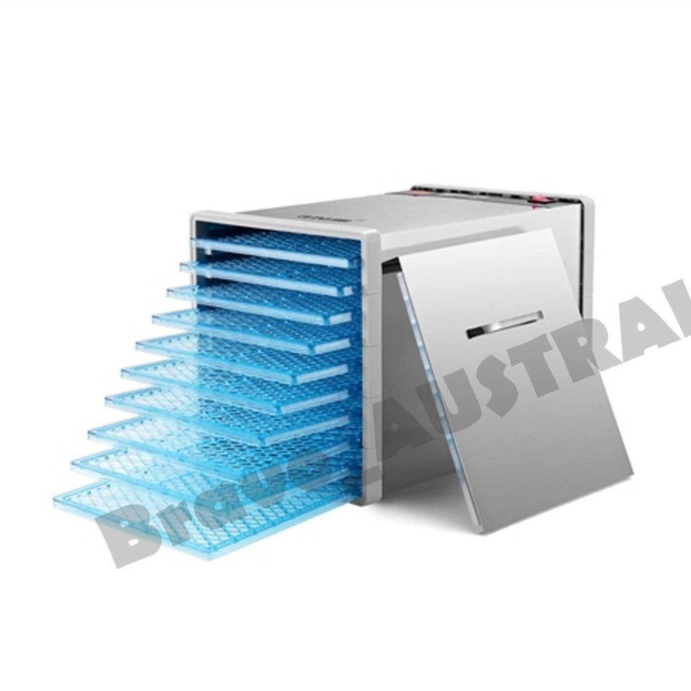 10 tray food dehydrator for commercial home use