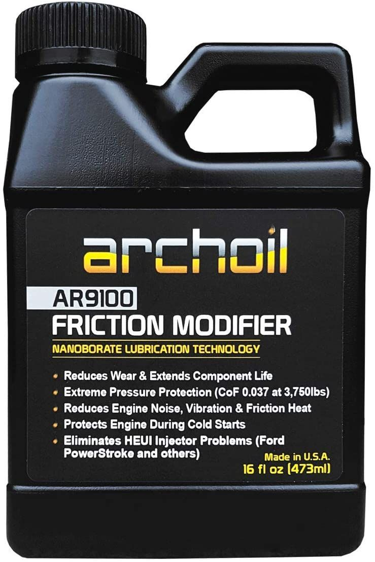 Archoil ar9100 oil additive 16oz for all vehicles