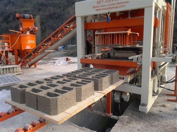Kardesler Hafriyat Bloc De Beton Centrale A Beton Pondeuse