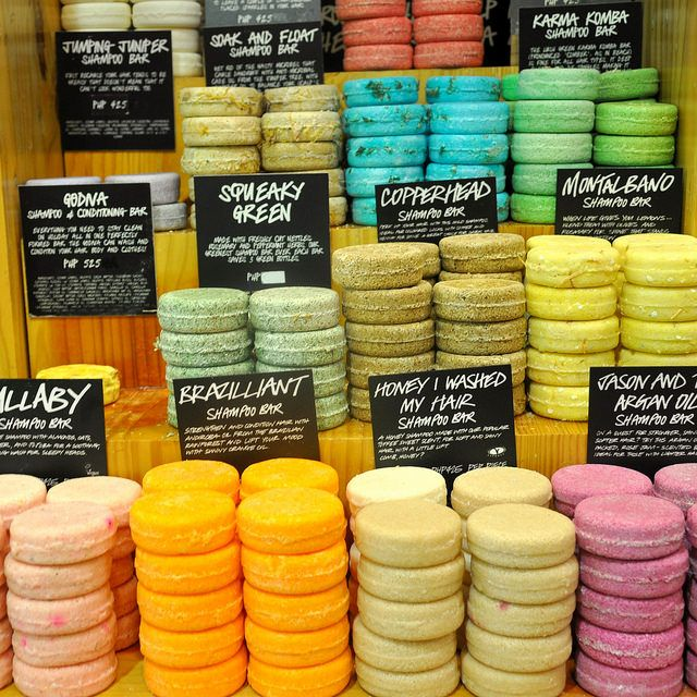 Image result for lush shampoo bar