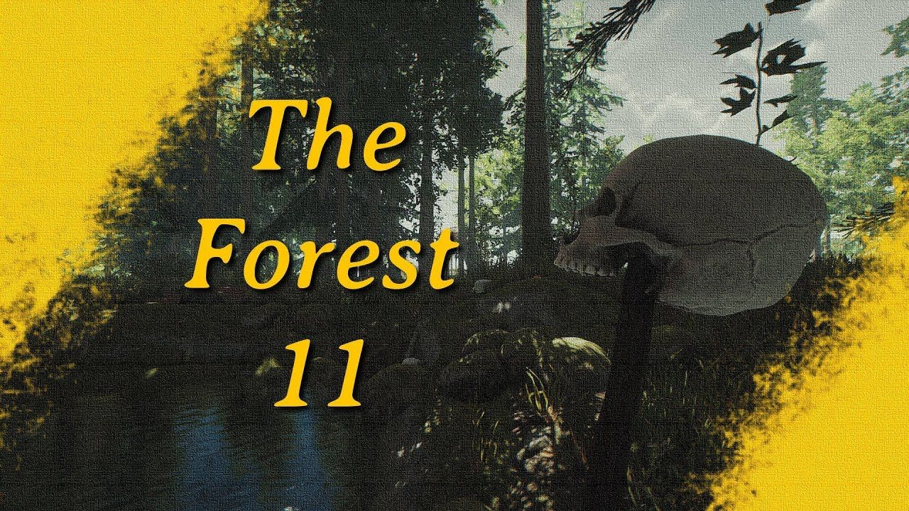 The Forest Let S Play Part 11 Pc Gameplay De Deutsch Community