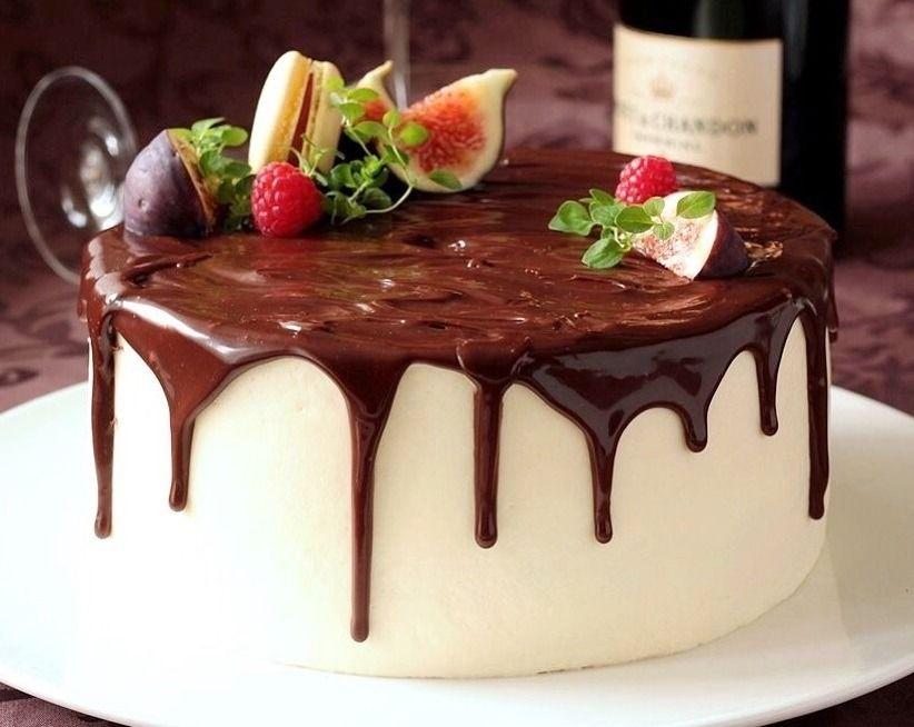 назвали супругов торты фото шоколадная глазурь днях кавалли