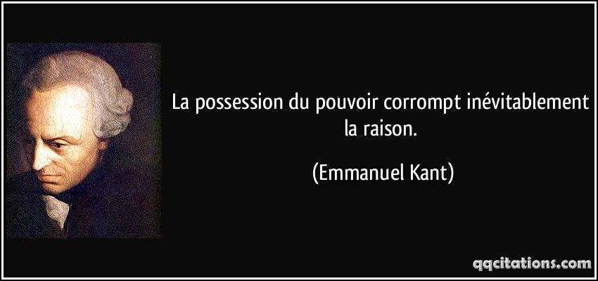 Emmanuel Kant | Culture&CONNAISSANCE | Quotes, Quote of the day et