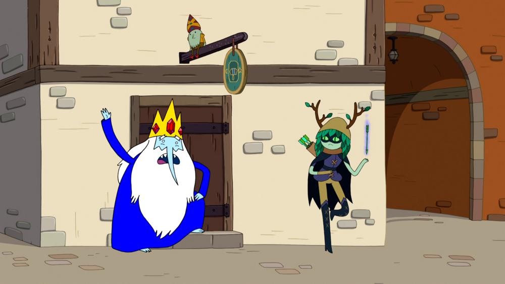 Huntress Wizard Huntress Wizard Adventure Time Wiki Adventure
